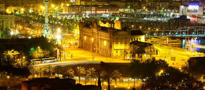 Cheap tour in barcelona with guide and Port Vell